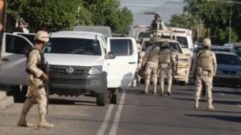 La presencia de elementos de la Secretaría de la Defensa Nacional (Sedena) tiene como objetivo disminuir la incidencia delictiva en diferentes puntos de la ciudad, informó el comandante del 28 Batallón de Infantería, Ernesto Gutiérrez Tapia.
