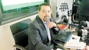 Eduardo Valtierra Padrón, líder del Eje Social del CDT.