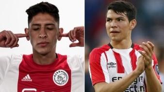 Mexicanos de Ajax y PSV definen campeón de Holanda