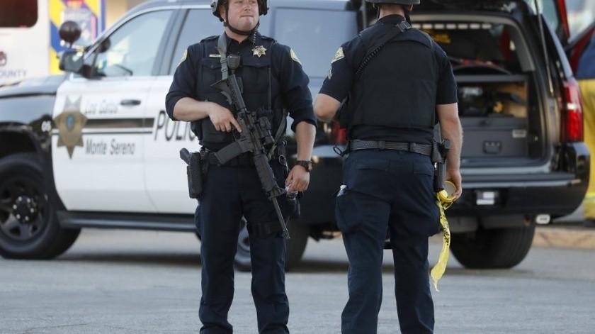 Tres personas murieron, incluido un niño de tres años, y otras 12 resultaron heridas el domingo por la noche en un tiroteo en un festival anual en el Norte de California.(AP)