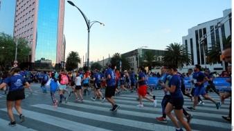 Asaltan a 6 corredoras en Medio Maratón de la CDMX
