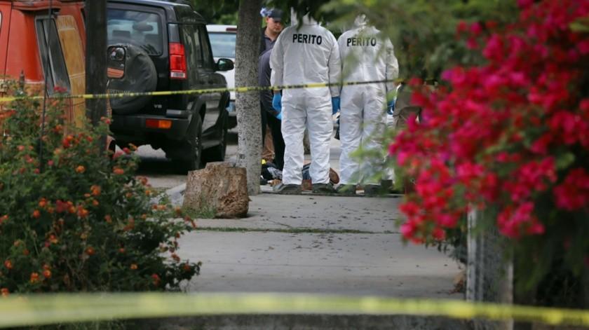 De acuerdo con la Secretaría de Seguridad Pública del Estado (SSPE), en BC se cometieron 2 mil 824 homicidios en 2018.