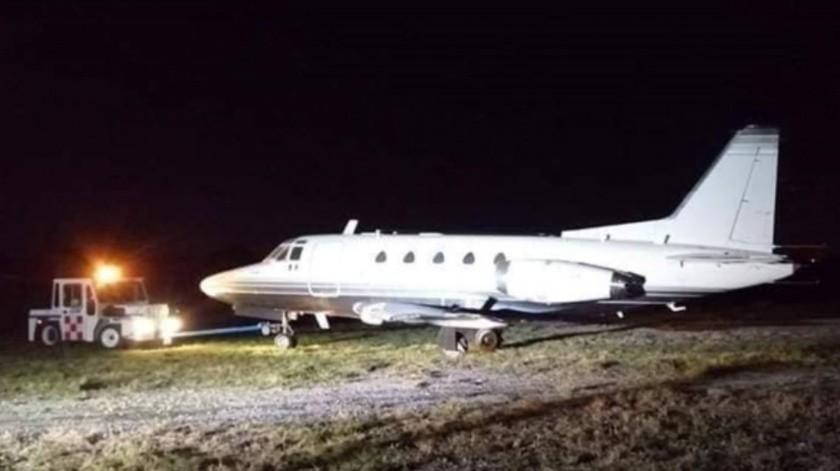 Sale avión de pista en aeropuerto de Mérida; desvían vuelos(El Universal)
