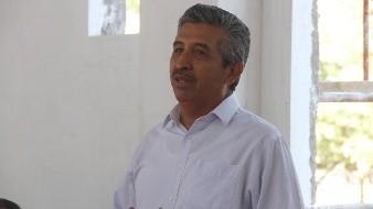 Javier Villarreal Gámez, secretario general del Sindicato de Trabajadores de la Industria Minero Metalúrgica CTM.