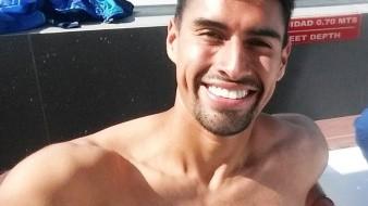 Este martes el futbolista Patricio Araujo se convirtió en tendencia en las redes sociales.