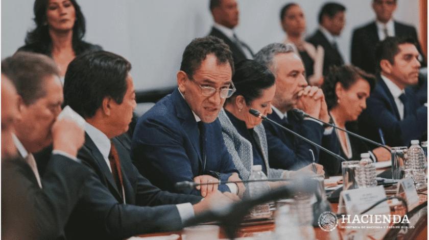 Este miércoles, esta previsto que el Instituto Nacional de Estadística y Geografía (Inegi) de México informe los datos preliminares del PIB del segundo trimestre de 2019.(Twitter SHCP)