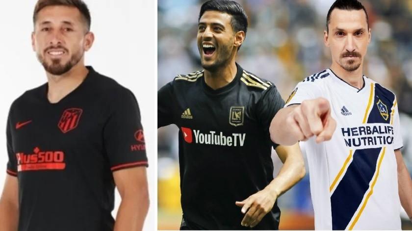 MLS-All Stars: Vela y Zlatan hacen las paces para vencer a HH(GH)