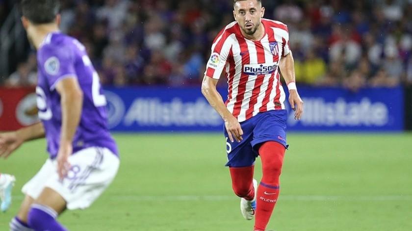 "Con Héctor Herrera, ""Atleti"" blanquea a MLS-All Stars(Twitter/ @Atleti)"