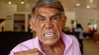 Pensando cosas positivas y faltándole una operación, Héctor Suárez se recupera del cáncer de vejiga que padece.
