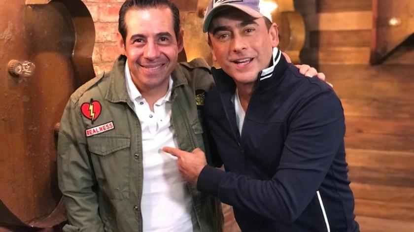 Ahora que Yordi Rosado anunció que se divorcia por segunda vez de su esposa Rebeca Rodríguez, el conductor de radio y tv dijo que finalizará su matrimonio en los mejores términos.(Tomada de la red)