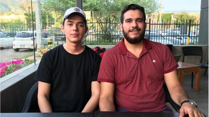 Salvando patitas lleva apenas un mes en Instagram, pero Jorge y Alejandro están planeando algunas actividades para poder reunir fondos y así ayudar a más perritos.(Especial)