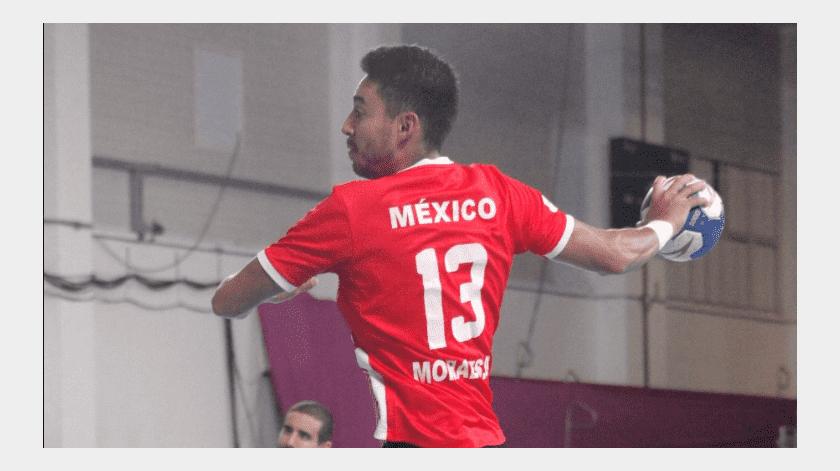 El equipo mexicano contó con los sonorenses Daniel Castillo y Miguel Ángel León en sus filas.(Especial)