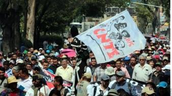 CNTE en Oaxaca retoma control de plazas