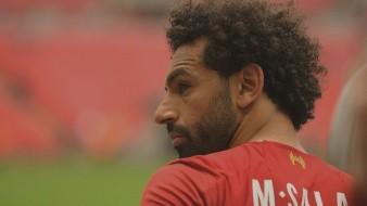 No es la primera vez que Salah sufre acoso racial.