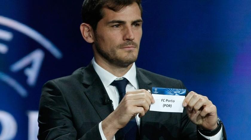 Casillas sufrió un infarto agudo de miocardio el pasado 1 de mayo que le obligó a colgar los guantes, al menos de forma temporal.(AP)