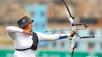 Alejandra Valencia va por otra medalla