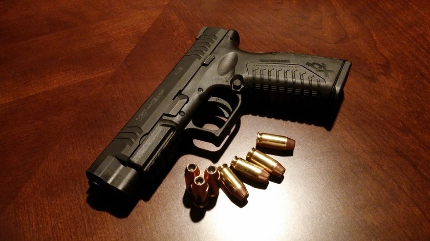 México reprochó a Estados Unidos el masivo trasiego ilegal de armas.