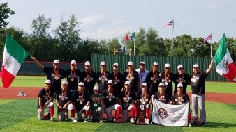 México se proclama campeón de la Serie Mundial Cal Ripken Jr. de beisbol infantil