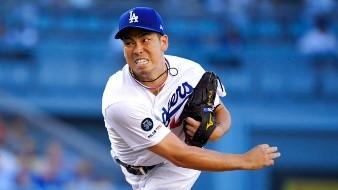 Kenta Maeda admitió apenas tres hits en siete innings, Max Muncy jonroneó y los Dodgers de Los Ángeles se recuperaron con una victoria 4-0 el sábado sobre los Diamondbacks de Arizona.