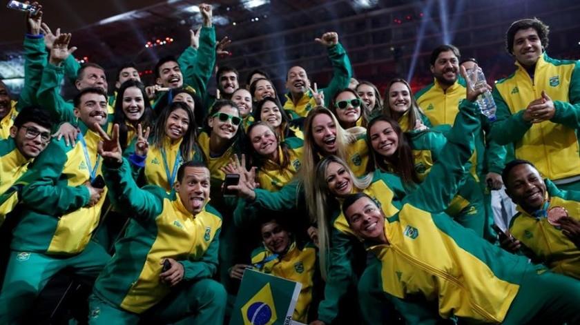Los Juegos Panamericanos de Lima 2019, los que contaron con la mayor participación de deportistas de la historia, culminaron este domingo y entregaron la posta a Santiago 2023.(EFE)
