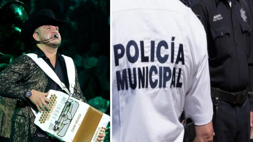 Con Calibre 50 reconocen labor de policías en Sinaloa(GH)