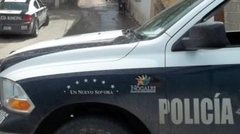 Elementos de Seguridad Pública comisionados a la delegación Norte atendieron al llamado.