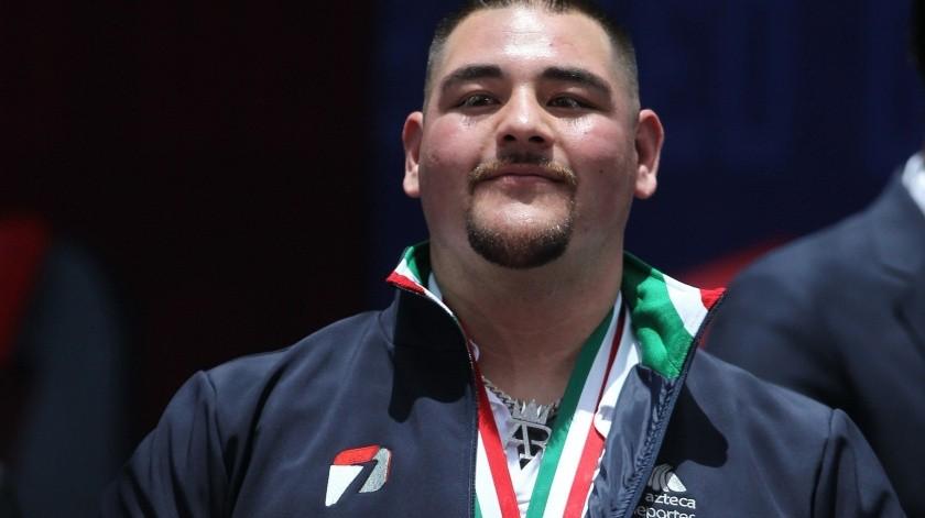 Andy Ruiz(EFE)