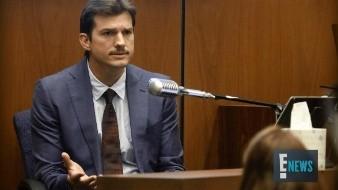 Kutcher testificó hace un par de meses en el juicio contra Michael Gargiulo.