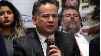 Robles está en la cárcel por sus actos: Santiago Nieto