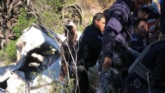 Se reporta de manera preliminar siete personas sin vida