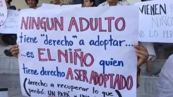 Presentan ONGs iniciativa de ley sobre la familia