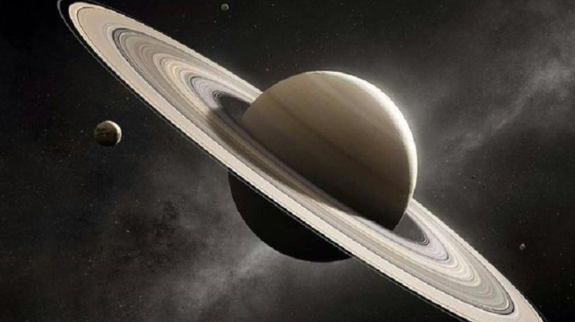 Hoy podrás ver los anillos de júpiter y Saturno en el cielo(Tomada de la Red)