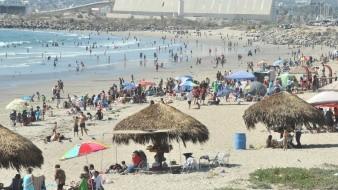 Las temperaturas alcanzarán máximas de 28 grados Celsius con días totalmente soleados a partir del lunes 19 al sábado 24 de agosto.