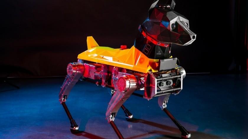 Robot Dog Astro puede sentarse, acostarse y salvar vidas(Pixabay)