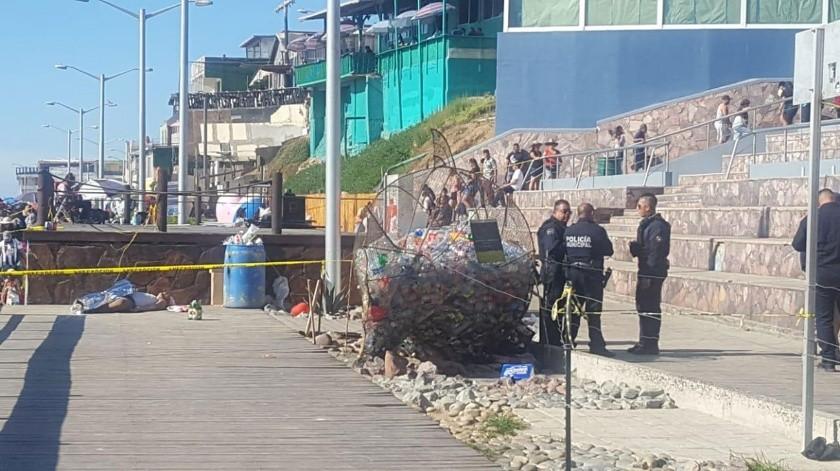 En el momento del ataque había unas 4 mil personas en la playa.
