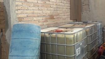 Decomisan más de 3 mil litros de diésel en Caborca