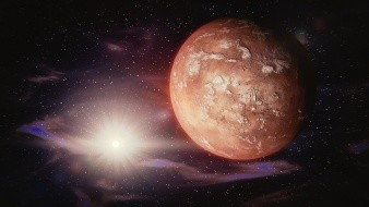 Proponen lanzar bombas nucleares en Marte para hacerlo habitable