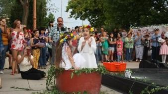 Realizan Fiestas de la Vendimia en Cananea