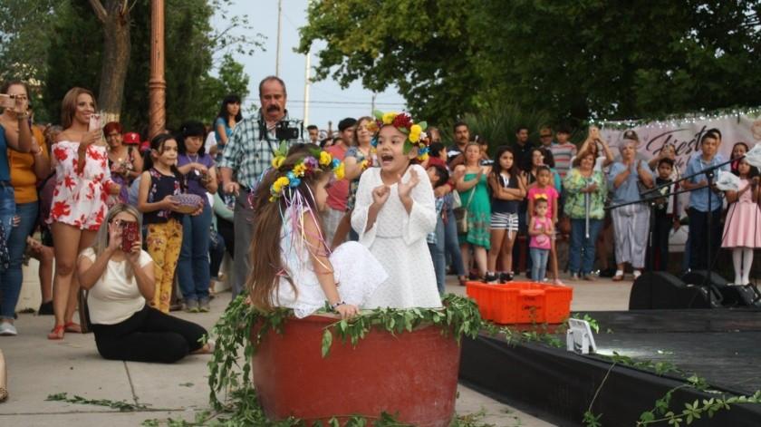 Realizan Fiestas de la Vendimia en Cananea(ESPECIAL)
