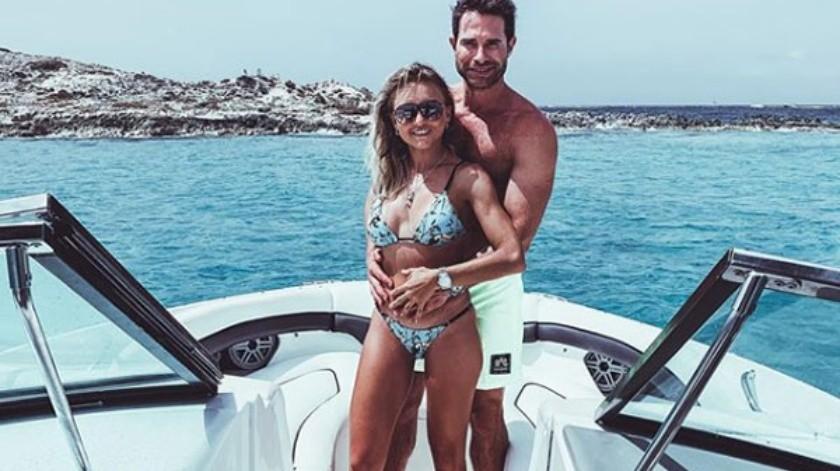 Angelique Boyer y Sebastián Rulli más enamorados que nunca.(Cortesía Instagram)