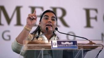 Declaran culpable de corrupción a ex primera dama de Honduras