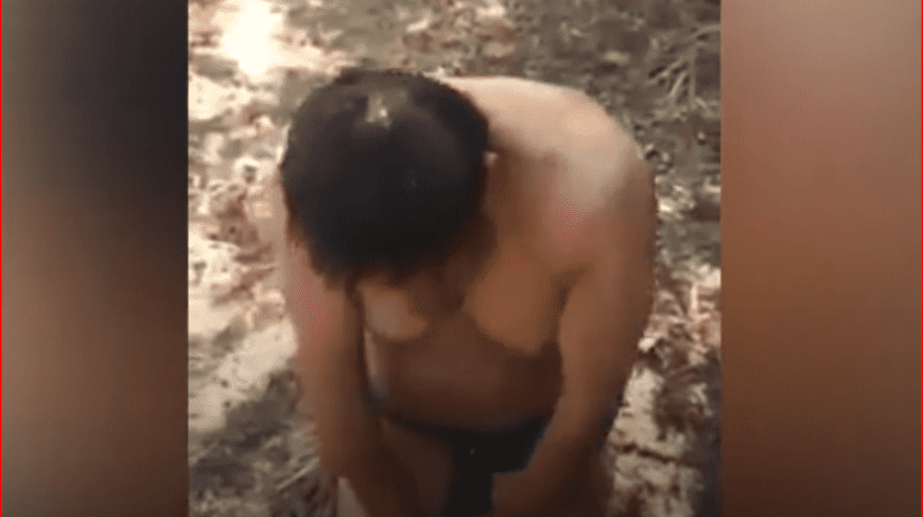 El interrogado se identificó como Antonio Coronel.