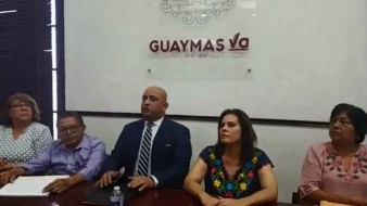 Capitán Andrés Cano es el nuevo director de Seguridad en Guaymas