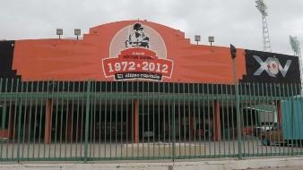 Reactivarán estadio Héctor Espino en enero de 2020