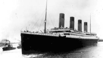 El transatlántico, hundido en abril de 1912 durante su viaje inaugural entre la ciudad inglesa de Southampton y Nueva York, ha permanecido en la oscuridad.
