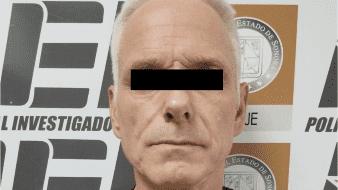 Delincuente sexual de EU es detenido en SLRC