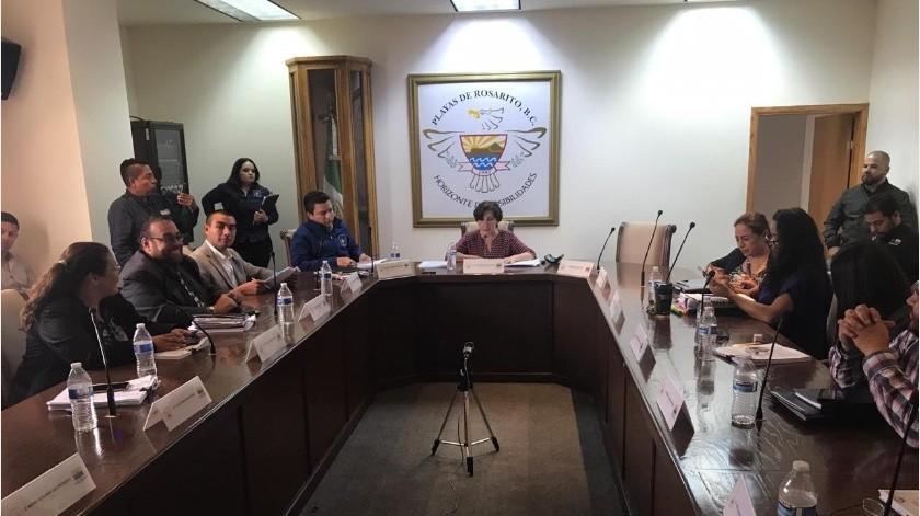 Rechaza Cabido de Rosarito ampliación de gubernatura en BC a 5 años(Carmen Gutierrez)