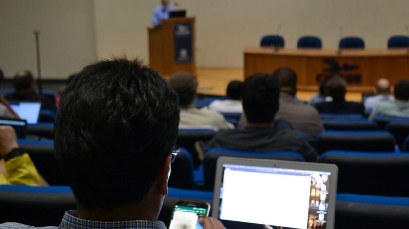 El especialista dijo que la formación de capital humano, es uno de los tres ejes que contempla como prioritarios la Estrategia Nacional de Ciberseguridad, junto con el establecimiento de redes colaborativas y la captación de talentos.(Cortesía)