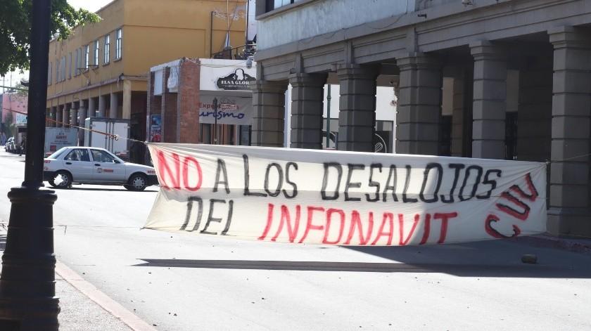 Atiende Comuna a Central Unitaria de Vivienda.(Banco Digital)