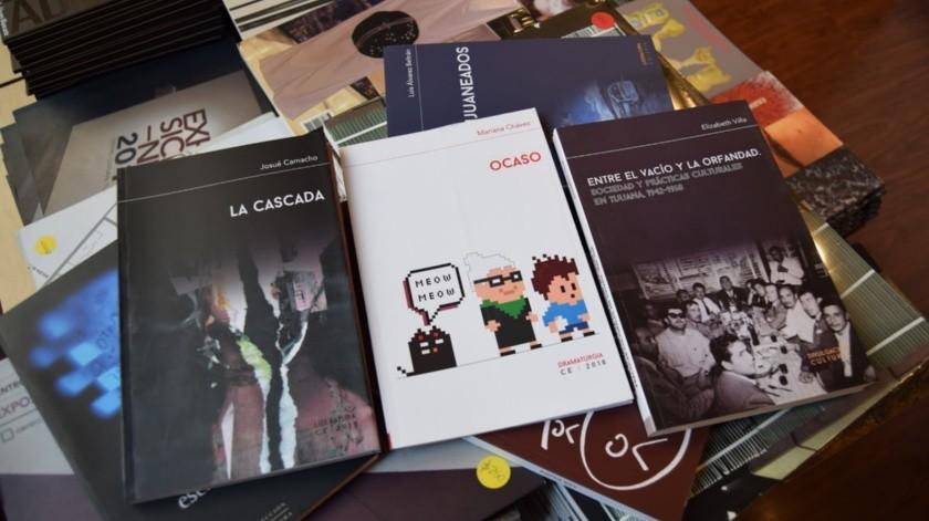 Esta será la segunda vez que el Cecut participe en el Festival del Libro de San Diego.(Cortesía)
